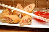 Chinese Appetizer Eggrolls