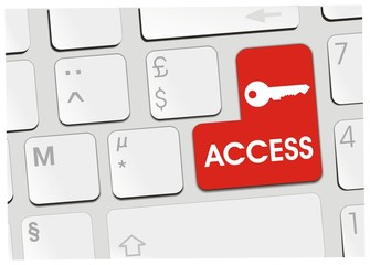 clavier access