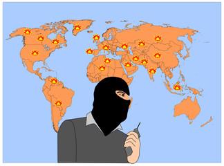 Terrorismo internazionale - minaccia terroristica