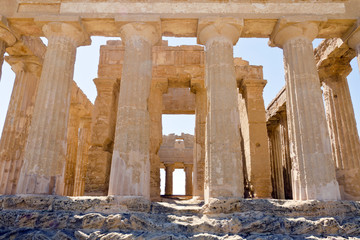 Temple of Concordia - Valley of the Temples, Agrigento on Sicily