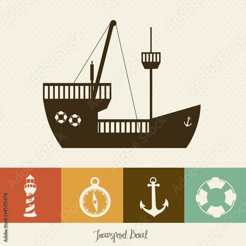 лодка это символ чего