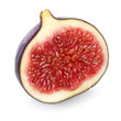 canvas print picture - Half a Fig