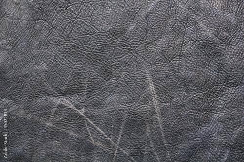Staande foto Leder Piel sintética