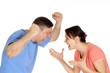 Happy family quarrels