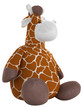 Adorable fat stuffed giraffe