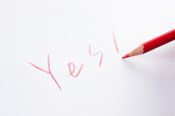 "write ""YES"""