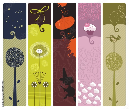 Various Bookmarks
