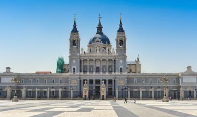 Cathédrale Santa María La Real de La Almudena - Madrid