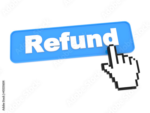 Refund - Social Media Button