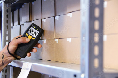 Barcode Scanner - 45033046