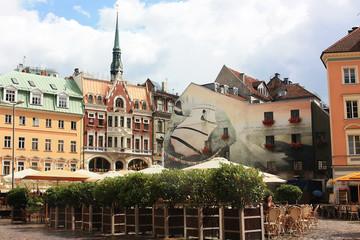 Stadt Riga