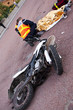 Accident moto 18