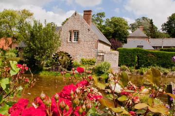 Moulin sur la Veules