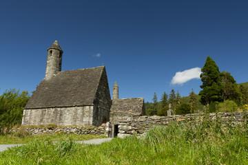 St Kevins Church, Glendalough, Ireland