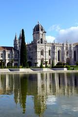 Jeonimos Monastery, Lisbon, Portugal