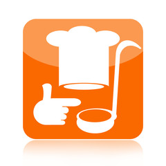 Cooking meals icon