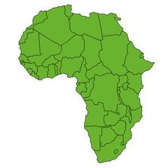Der Kontinent Afrika