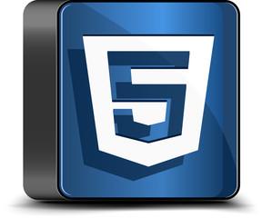 HTML 5 button