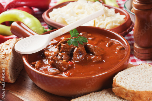 Beew stew or goulash
