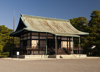 Shunkoden in Kyoto Imperial Palace