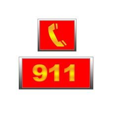 911 Telefono de emergencias.