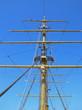 Mast of Tallship