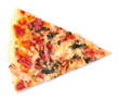 a piece of pizza