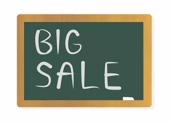 big sale - isolated board
