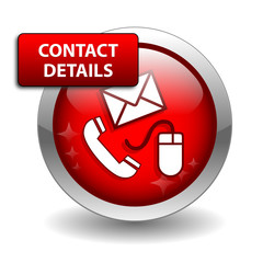 """""""CONTACT DETAILS"""" Web Button (hotline call us customer service)"""