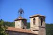 clocher et campanile de Seillans