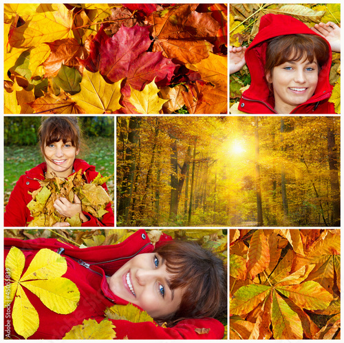 Schöne Herbstzeit