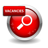 """VACANCIES"" Web Button (job offers careers seeking jobs search)"