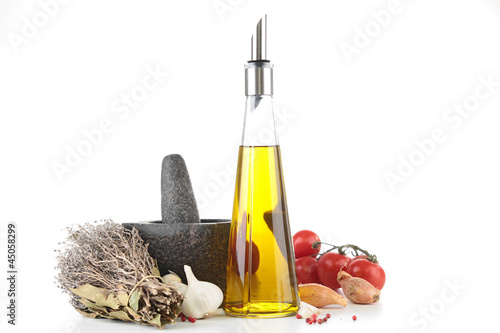 cooking oil and ingredient