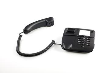 Telefono con cornetta alzata