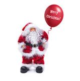 Nikolaus mit Luftballon