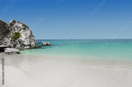 Fototapeten,strand,sand,palme,thailand