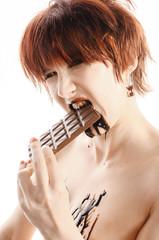 Candygirl Chocoholic