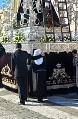 Semana Santa en Cádiz.Andalucia.España