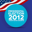 Presidental election - vote for America