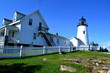 Pemiquid Lighthouse Maine Usa 2