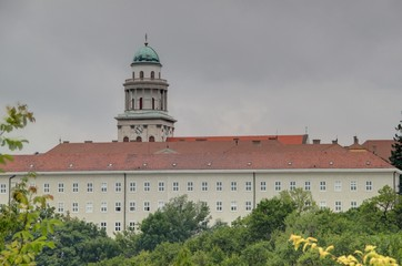 abbaye hongrois