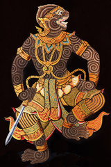 Monkey of Ramayana