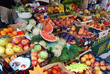 Marché de Boulouris: fruits