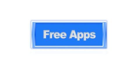 Icono con la leyenda: Free apps.