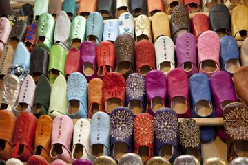 Moroccan slippers for sale