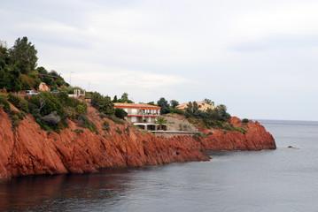 Calanque/Corniche