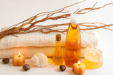 Natural Bath Accessories