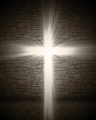 light cross