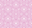 seamless lace floral pattern on pink background