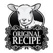 Original Recipe Lamb Royal Seal, Badge